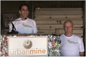 Urbanmine and Habitat for Humanity