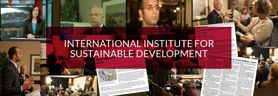 collage_International_Institute_for_Sustainable_Development