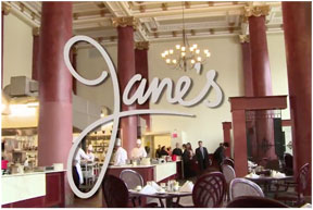 Jane's Restaurant - Red River College