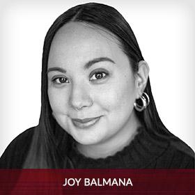 Joy Balmana
